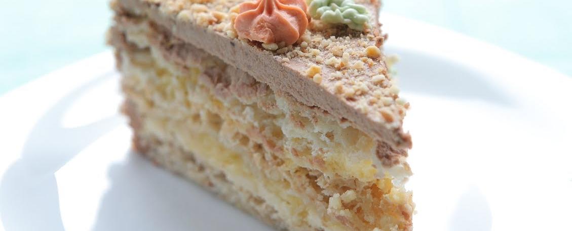 Киевский торт безе рецепт с фото