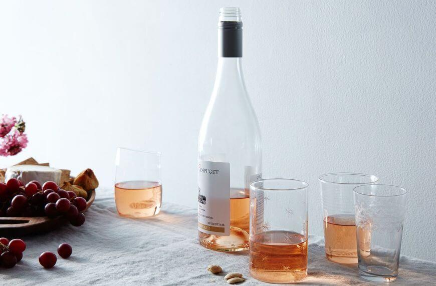 rozovoe vino